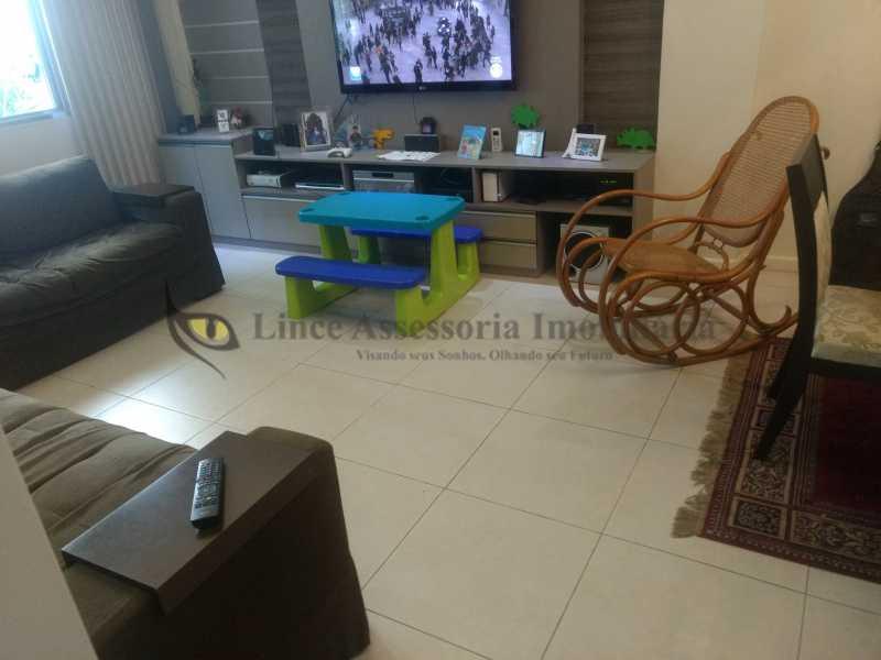 2 sala estar - Casa Tijuca, Norte,Rio de Janeiro, RJ À Venda, 3 Quartos, 240m² - TACA30096 - 3