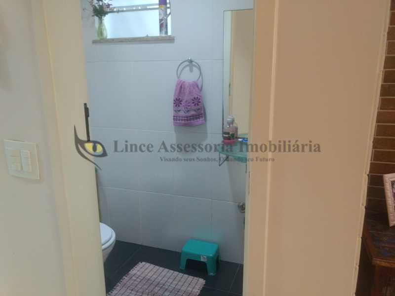 7 lavabo - Casa Tijuca, Norte,Rio de Janeiro, RJ À Venda, 3 Quartos, 240m² - TACA30096 - 8