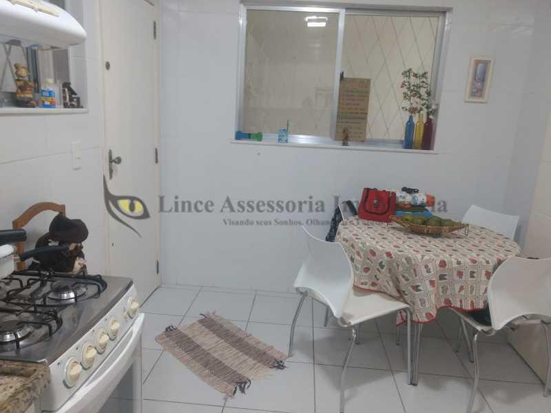 18 a copa - Casa Tijuca, Norte,Rio de Janeiro, RJ À Venda, 3 Quartos, 240m² - TACA30096 - 19