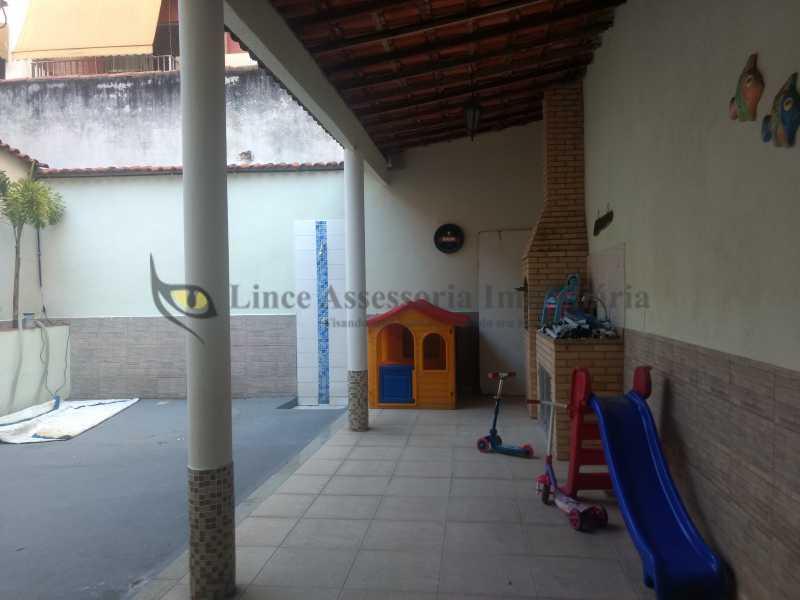 19 quintal e churrasq. - Casa Tijuca, Norte,Rio de Janeiro, RJ À Venda, 3 Quartos, 240m² - TACA30096 - 20