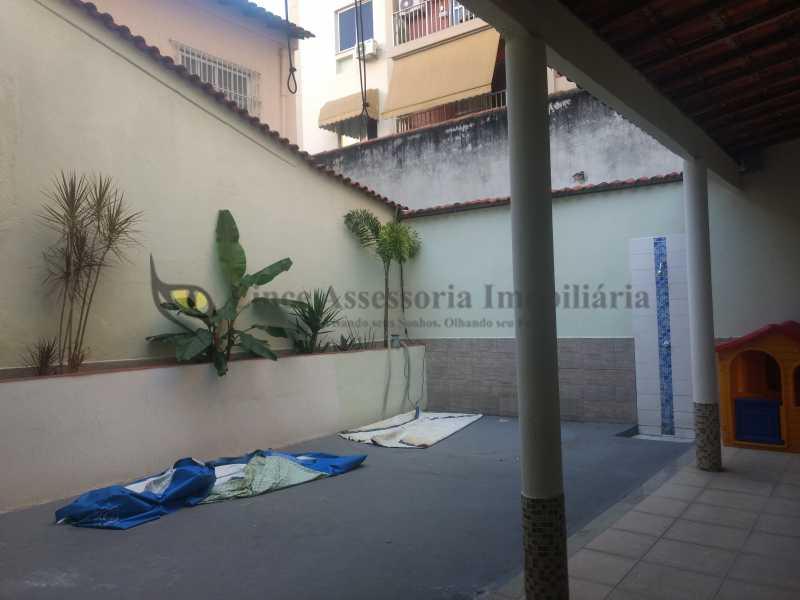 20 quintal - Casa Tijuca, Norte,Rio de Janeiro, RJ À Venda, 3 Quartos, 240m² - TACA30096 - 21