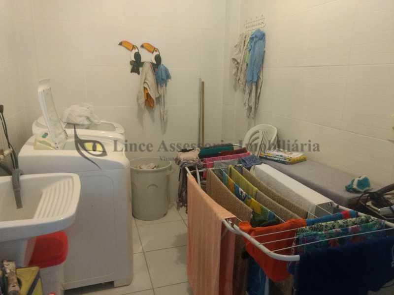 23 lavanderia - Casa Tijuca, Norte,Rio de Janeiro, RJ À Venda, 3 Quartos, 240m² - TACA30096 - 24