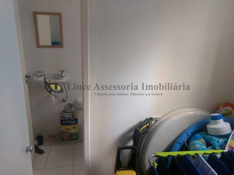 24 dep. emp. - Casa Tijuca, Norte,Rio de Janeiro, RJ À Venda, 3 Quartos, 240m² - TACA30096 - 25