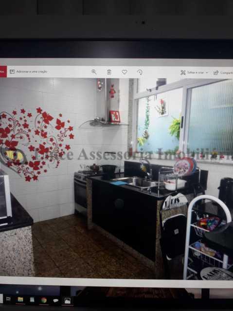 Copa-Cozinha 1 - Casa de Vila 3 quartos à venda Maracanã, Norte,Rio de Janeiro - R$ 750.000 - TACV30061 - 16