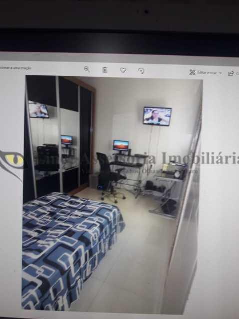 Quarto 3 - Casa de Vila 3 quartos à venda Maracanã, Norte,Rio de Janeiro - R$ 750.000 - TACV30061 - 11