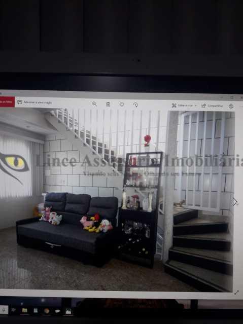 Sala - Casa de Vila 3 quartos à venda Maracanã, Norte,Rio de Janeiro - R$ 750.000 - TACV30061 - 1