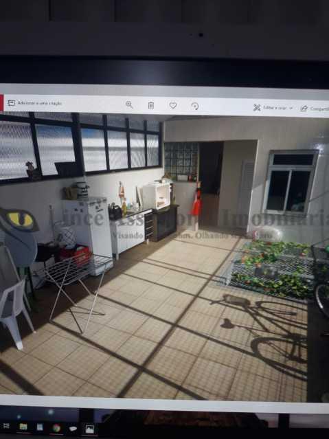 Terraço 1 - Casa de Vila 3 quartos à venda Maracanã, Norte,Rio de Janeiro - R$ 750.000 - TACV30061 - 18