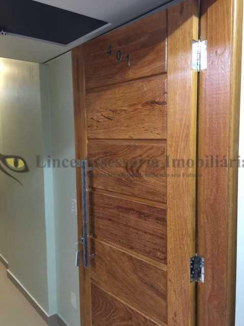1 porta entrada apto - Kitnet/Conjugado 17m² à venda Copacabana, Sul,Rio de Janeiro - R$ 300.000 - TAKI00073 - 4