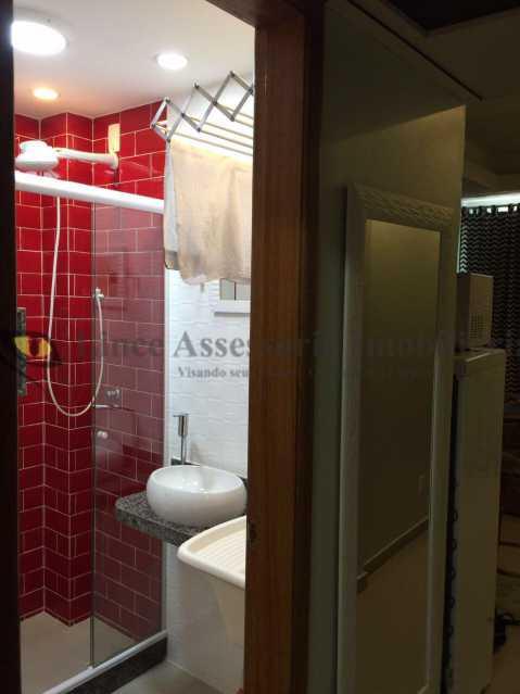 8 banheiro social foto2 - Kitnet/Conjugado 17m² à venda Copacabana, Sul,Rio de Janeiro - R$ 300.000 - TAKI00073 - 9