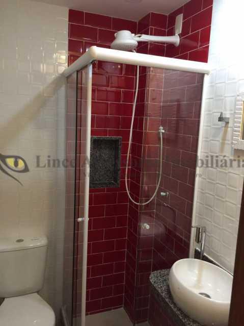 7 banheiro social foto1 - Kitnet/Conjugado 17m² à venda Copacabana, Sul,Rio de Janeiro - R$ 300.000 - TAKI00073 - 8