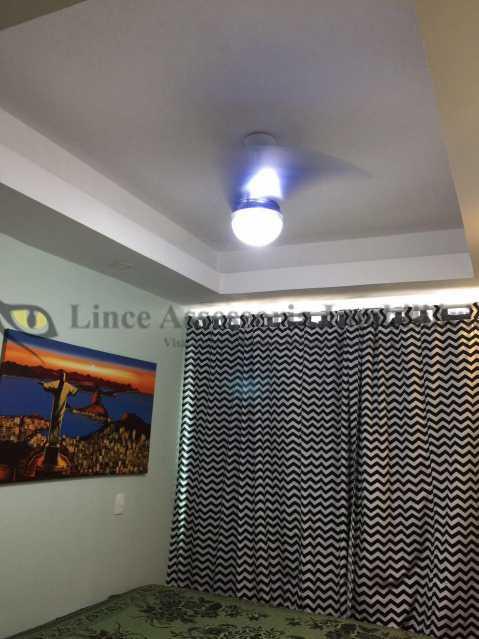 5 sala qto conjugado foto4 - Kitnet/Conjugado 17m² à venda Copacabana, Sul,Rio de Janeiro - R$ 300.000 - TAKI00073 - 6