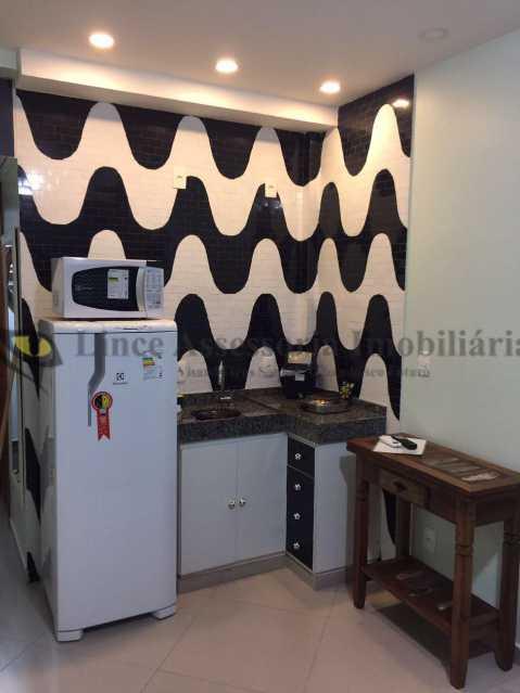 11 cozinha montada foto1 - Kitnet/Conjugado 17m² à venda Copacabana, Sul,Rio de Janeiro - R$ 300.000 - TAKI00073 - 12