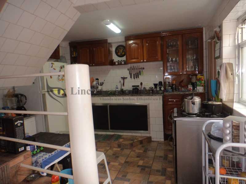 Copa-Cozinha - Casa de Vila À Venda - Tijuca - Rio de Janeiro - RJ - TACV20056 - 8