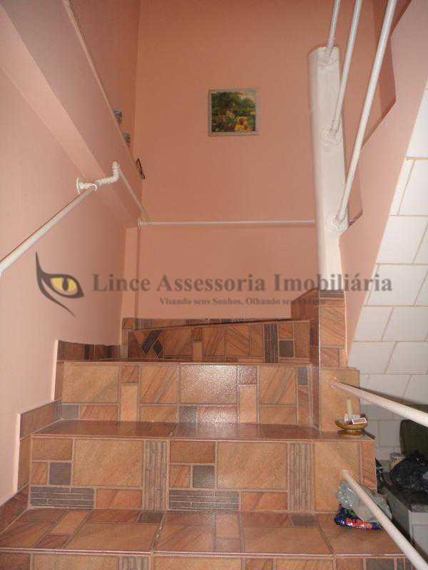 Escada - Casa de Vila À Venda - Tijuca - Rio de Janeiro - RJ - TACV20056 - 9