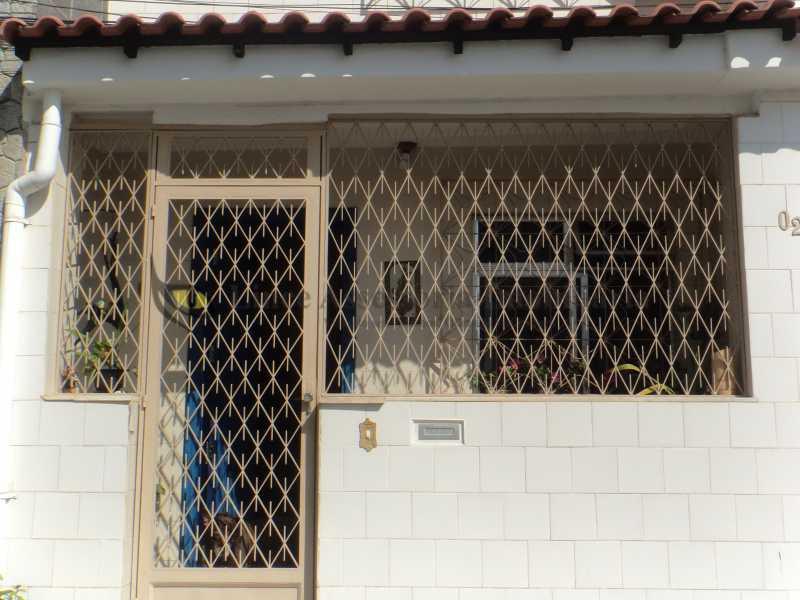Fachada - Casa de Vila Tijuca, Norte,Rio de Janeiro, RJ À Venda, 2 Quartos, 77m² - TACV20056 - 11