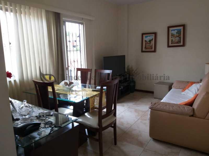 01SALA - Apartamento Rocha, Rio de Janeiro, RJ À Venda, 2 Quartos, 62m² - TAAP21890 - 1