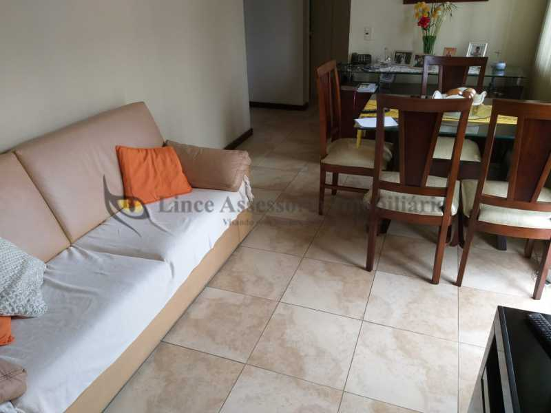 02SALA - Apartamento Rocha, Rio de Janeiro, RJ À Venda, 2 Quartos, 62m² - TAAP21890 - 3