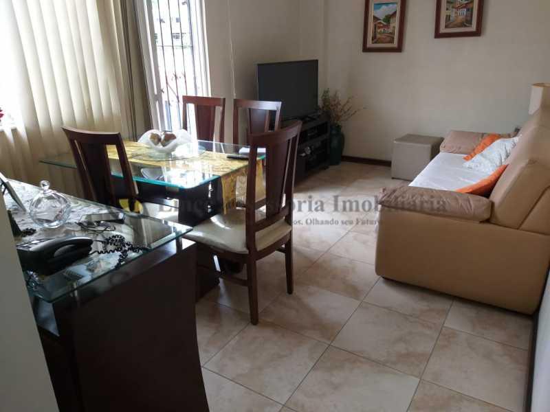 03SALA - Apartamento Rocha, Rio de Janeiro, RJ À Venda, 2 Quartos, 62m² - TAAP21890 - 4