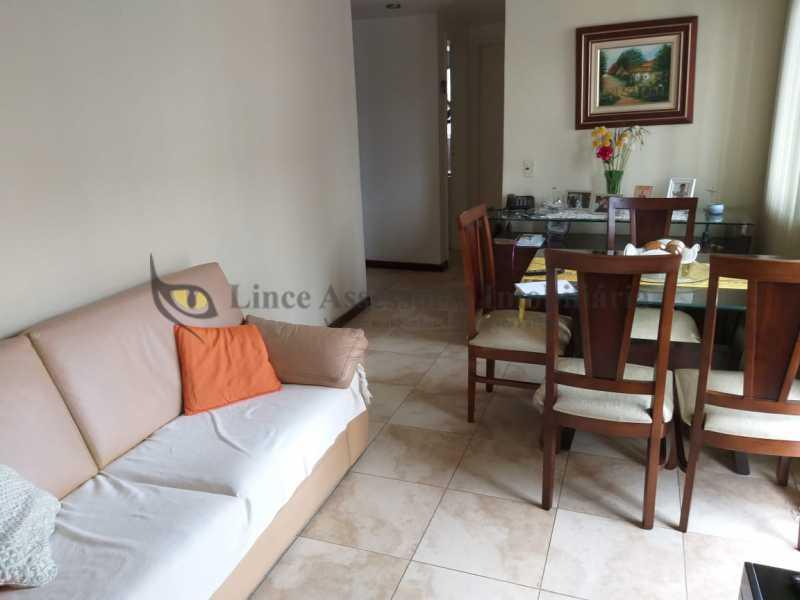 04.1SALA - Apartamento Rocha, Rio de Janeiro, RJ À Venda, 2 Quartos, 62m² - TAAP21890 - 6