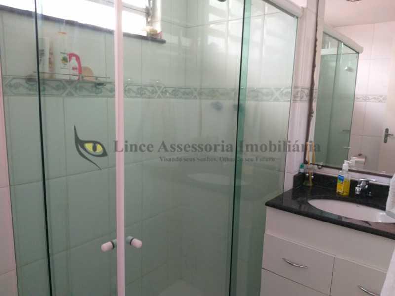 11BANHEIROSOCIAL - Apartamento Rocha, Rio de Janeiro, RJ À Venda, 2 Quartos, 62m² - TAAP21890 - 15