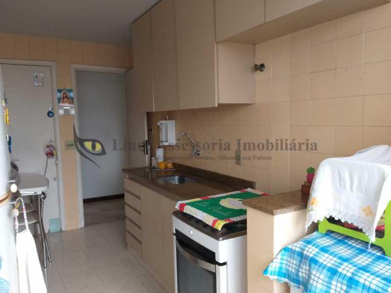 14.1COZINHA - Apartamento Rocha, Rio de Janeiro, RJ À Venda, 2 Quartos, 62m² - TAAP21890 - 18