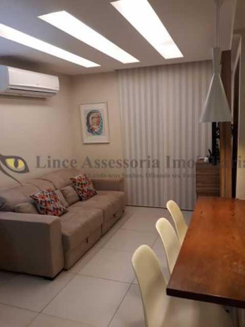 sala - Cobertura 3 quartos à venda Andaraí, Norte,Rio de Janeiro - R$ 560.000 - TACO30127 - 1