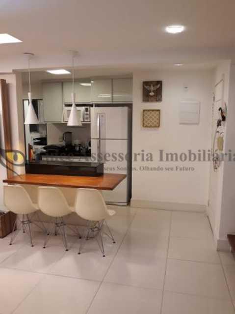 Sala  - Cobertura 3 quartos à venda Andaraí, Norte,Rio de Janeiro - R$ 560.000 - TACO30127 - 3