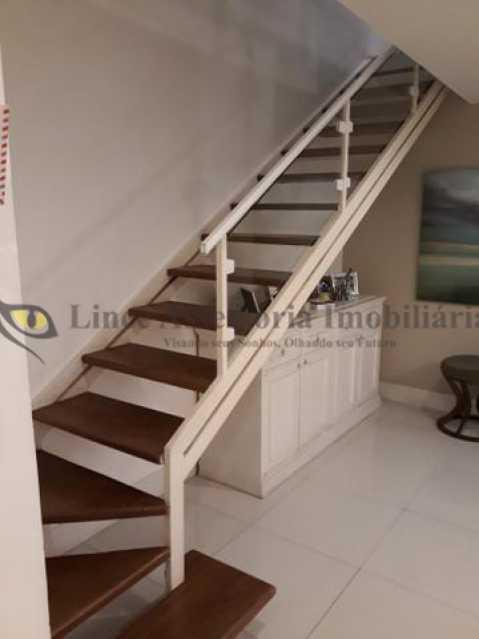 Escadas - Cobertura 3 quartos à venda Andaraí, Norte,Rio de Janeiro - R$ 560.000 - TACO30127 - 15