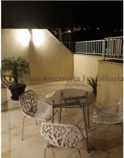 Terraço - Cobertura 3 quartos à venda Andaraí, Norte,Rio de Janeiro - R$ 560.000 - TACO30127 - 20