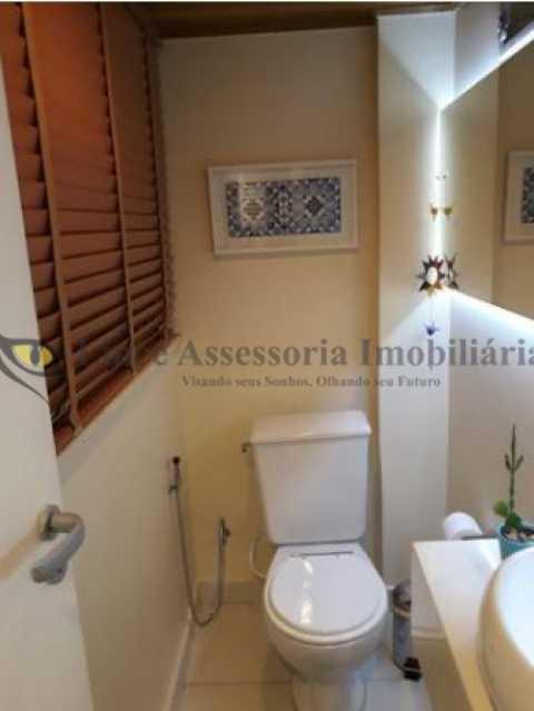 Banheiro Terraço - Cobertura 3 quartos à venda Andaraí, Norte,Rio de Janeiro - R$ 560.000 - TACO30127 - 23