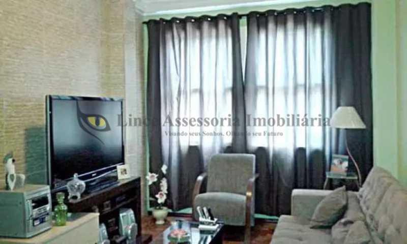 sala2 - Apartamento Rio Comprido, Norte,Rio de Janeiro, RJ À Venda, 3 Quartos, 80m² - TAAP31067 - 1