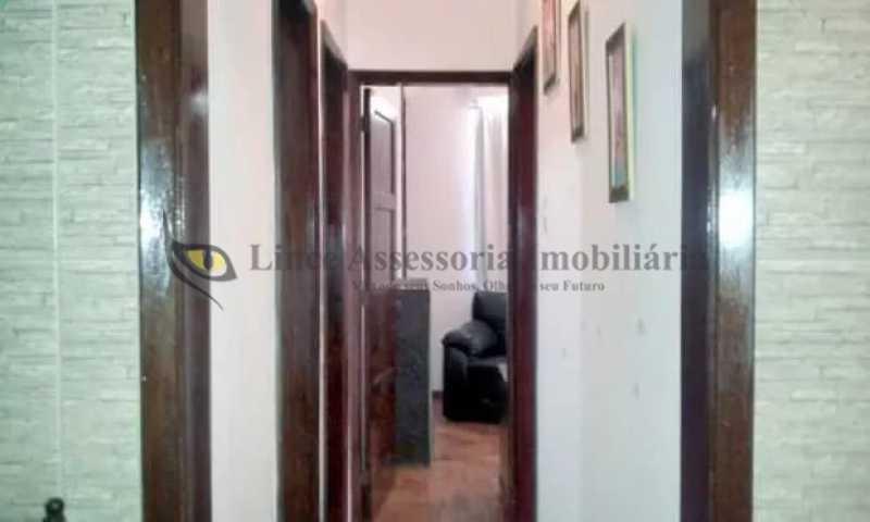 circulaçao - Apartamento Rio Comprido, Norte,Rio de Janeiro, RJ À Venda, 3 Quartos, 80m² - TAAP31067 - 12