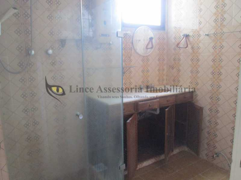 Banheiro social - Apartamento À Venda - Tijuca - Rio de Janeiro - RJ - TAAP31068 - 18
