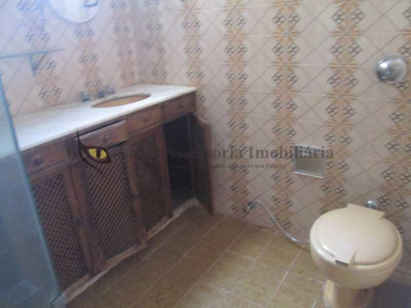Banheiro social - Apartamento À Venda - Tijuca - Rio de Janeiro - RJ - TAAP31068 - 17