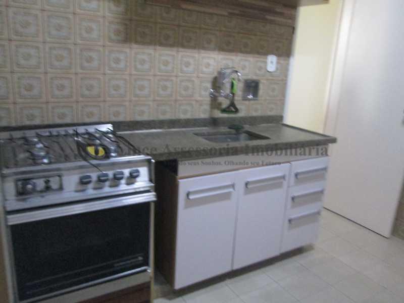 Cozinha - Apartamento À Venda - Tijuca - Rio de Janeiro - RJ - TAAP31068 - 21
