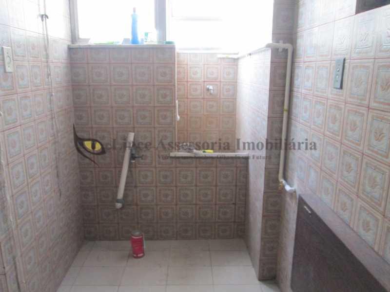 Área serviço - Apartamento À Venda - Tijuca - Rio de Janeiro - RJ - TAAP31068 - 25