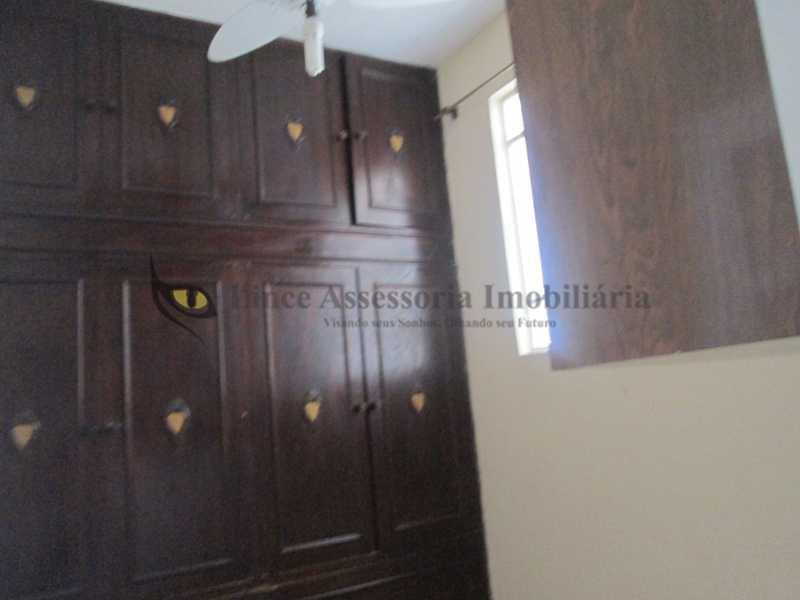 Quarto empregada - Apartamento À Venda - Tijuca - Rio de Janeiro - RJ - TAAP31068 - 27