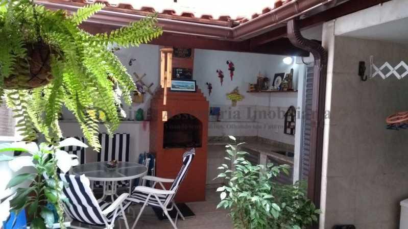 Area Externa - Casa de Vila 2 quartos à venda Lins de Vasconcelos, Norte,Rio de Janeiro - R$ 350.000 - TACV20057 - 18