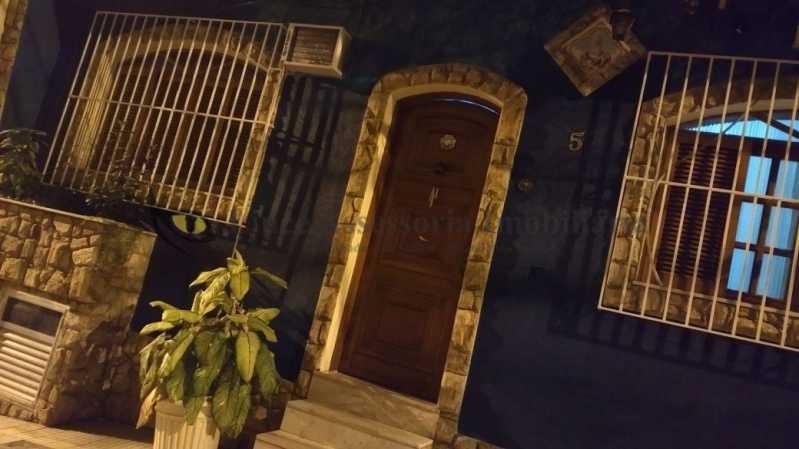 Fachada - Casa de Vila 2 quartos à venda Lins de Vasconcelos, Norte,Rio de Janeiro - R$ 350.000 - TACV20057 - 21