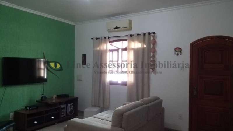 Sala - Casa de Vila 2 quartos à venda Lins de Vasconcelos, Norte,Rio de Janeiro - R$ 350.000 - TACV20057 - 1