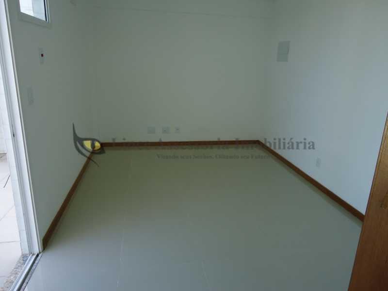 Sala - Cobertura 3 quartos à venda Tijuca, Norte,Rio de Janeiro - R$ 899.000 - TACO30129 - 3