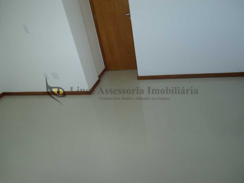 Quarto 1 - Cobertura 3 quartos à venda Tijuca, Norte,Rio de Janeiro - R$ 899.000 - TACO30129 - 5