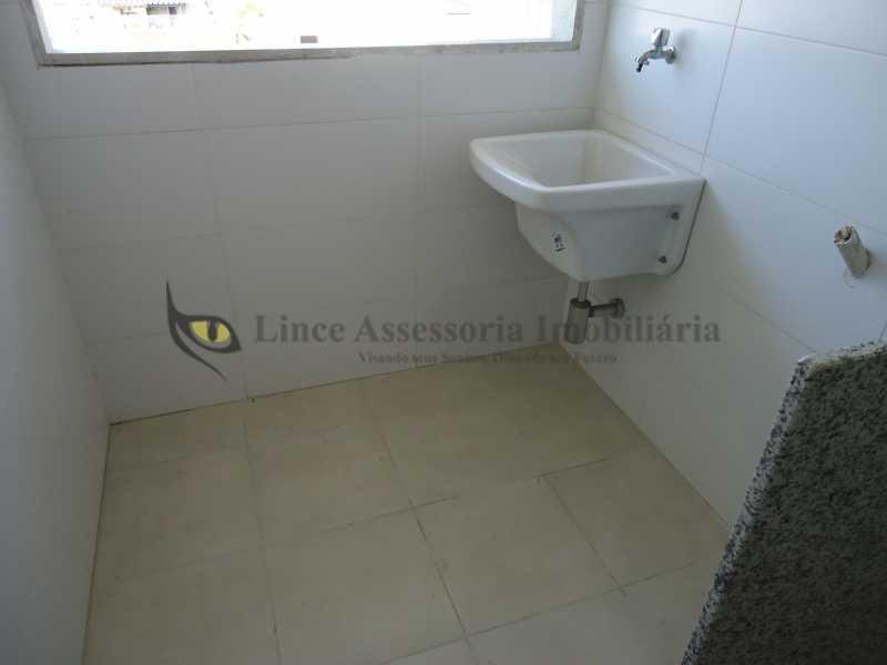 Área de Serviço.  - Cobertura 3 quartos à venda Tijuca, Norte,Rio de Janeiro - R$ 899.000 - TACO30129 - 15