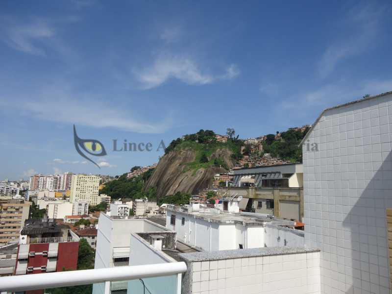 Vista - Cobertura 3 quartos à venda Tijuca, Norte,Rio de Janeiro - R$ 899.000 - TACO30129 - 17