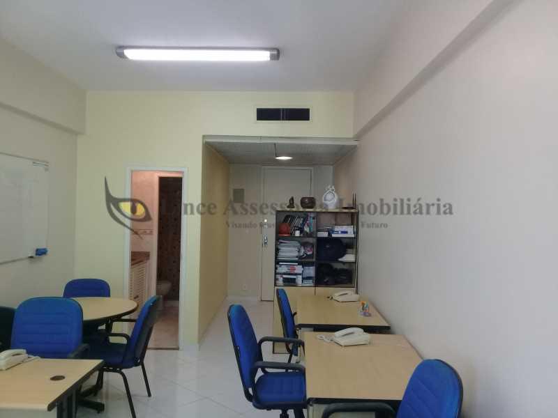 2 SALA1.0 - Sala Comercial 33m² à venda Centro,RJ - R$ 180.000 - TASL00076 - 1