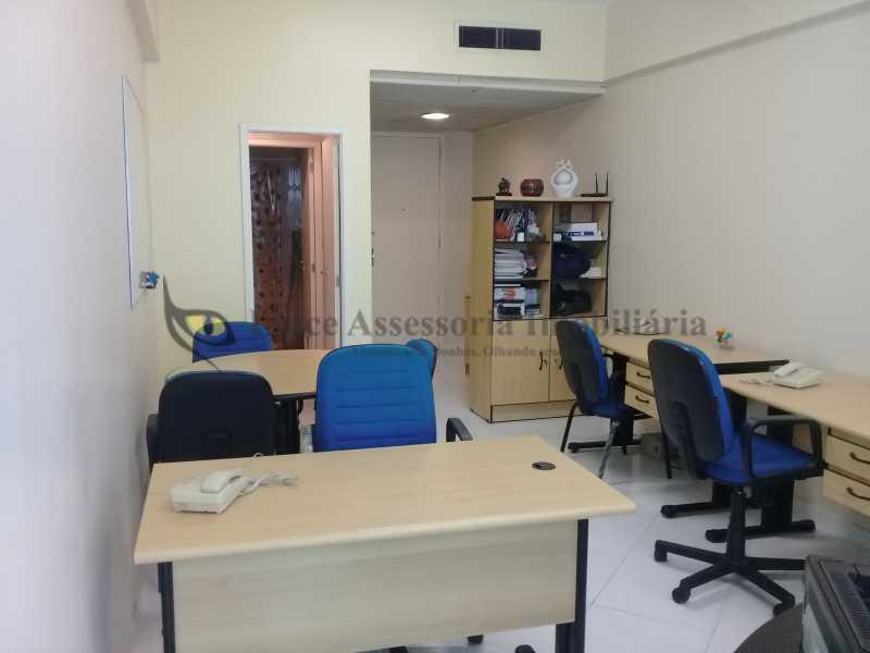 3 SALA1.1 - Sala Comercial 33m² à venda Centro,RJ - R$ 180.000 - TASL00076 - 3