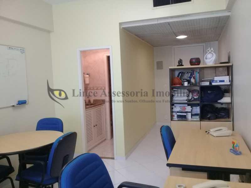 4 SALA1.2 - Sala Comercial 33m² à venda Centro,RJ - R$ 180.000 - TASL00076 - 5