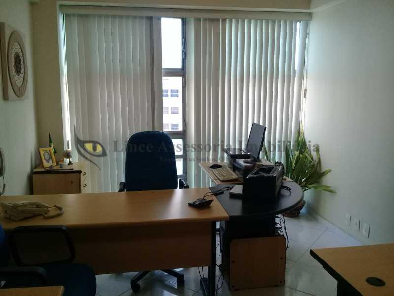 6 SALA1.4 - Sala Comercial 33m² à venda Centro,RJ - R$ 180.000 - TASL00076 - 7