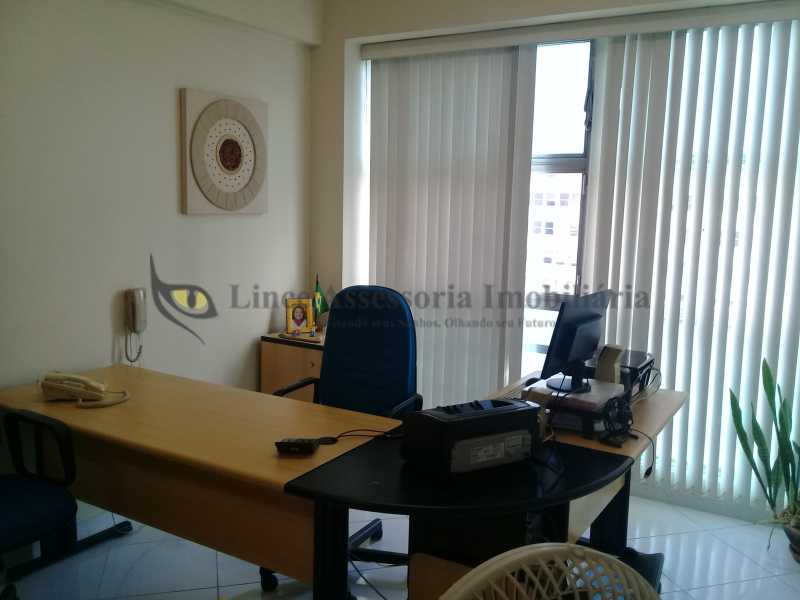 7 SALA1.5 - Sala Comercial 33m² à venda Centro,RJ - R$ 180.000 - TASL00076 - 8