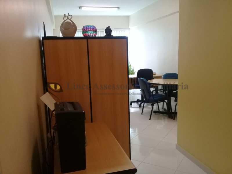 8 ANTESALA1.0 - Sala Comercial 33m² à venda Centro,RJ - R$ 180.000 - TASL00076 - 9
